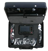 G-Scan 2 in a custom storage/transport case.